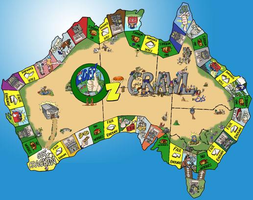 Oz Crawl Mat