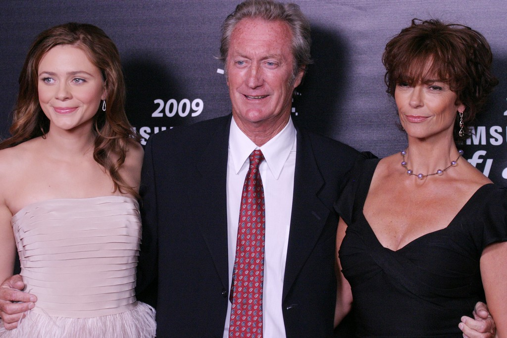 Bryan Brown and actress wife Rachel Ward