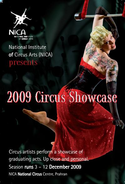 NICA 2009 Circus Showcase