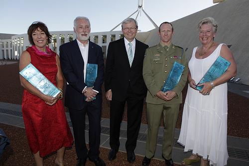 Australian of the Year Recipients