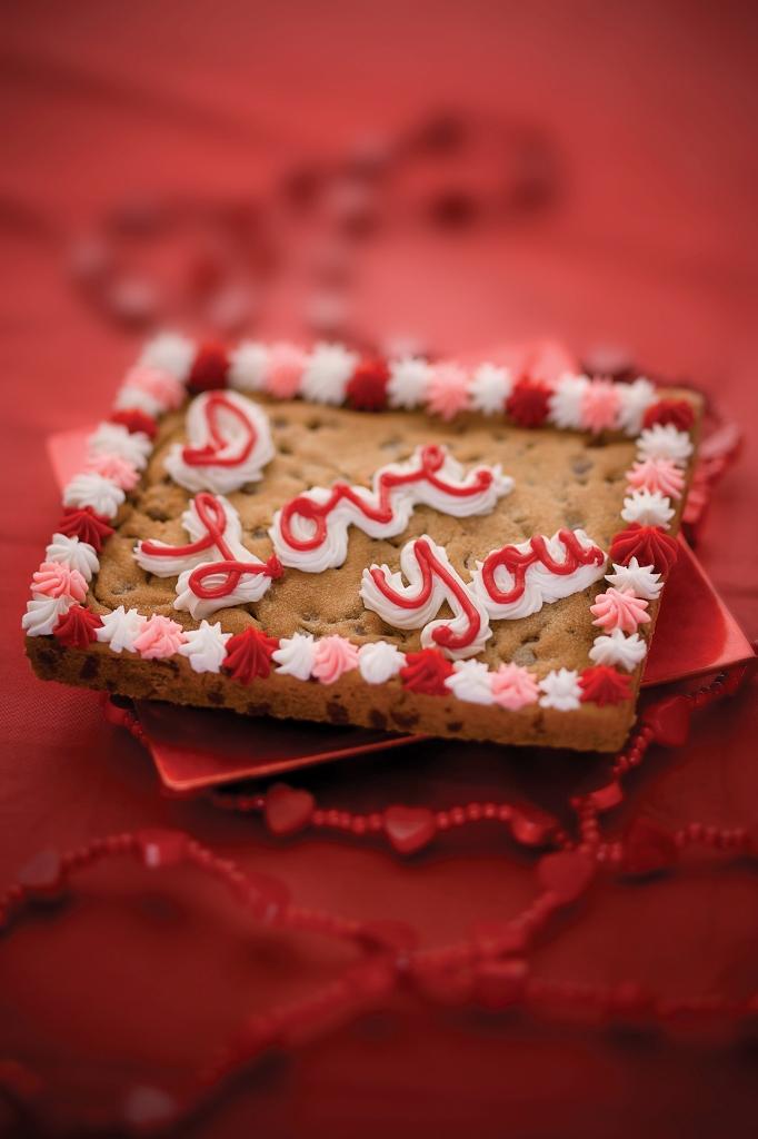 Mrs Fields Valentines Day Cookie