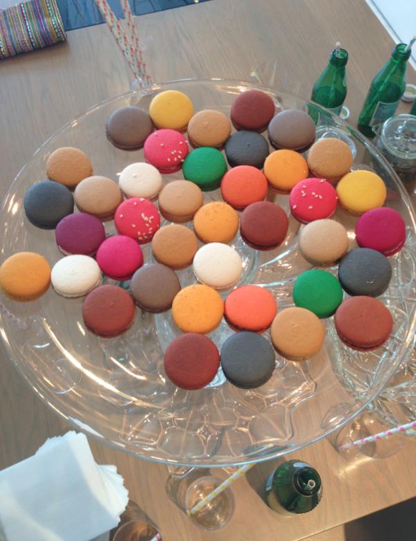 Megan Park Macarons
