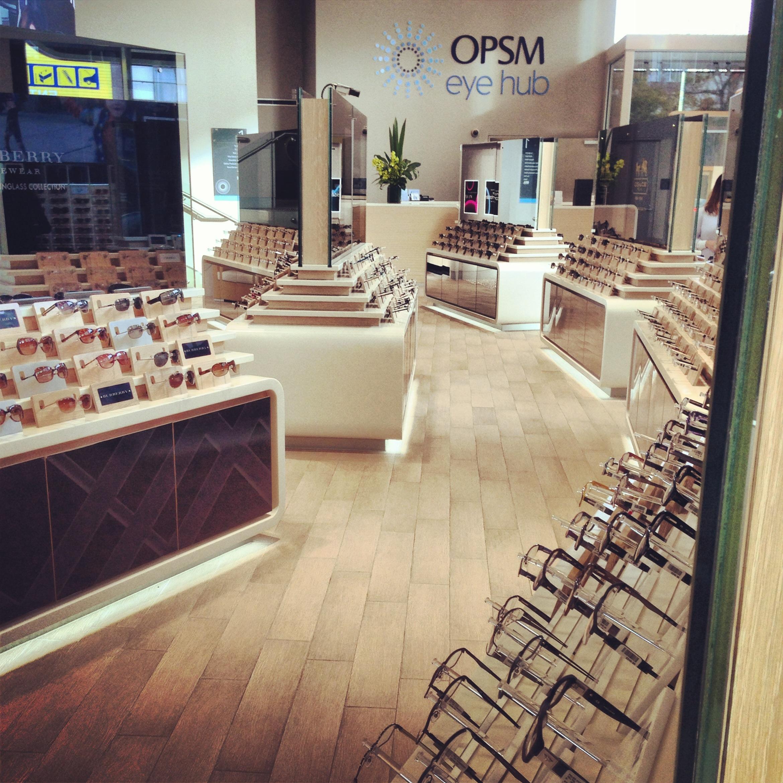 OPSM Eye Hub, Hawthorn