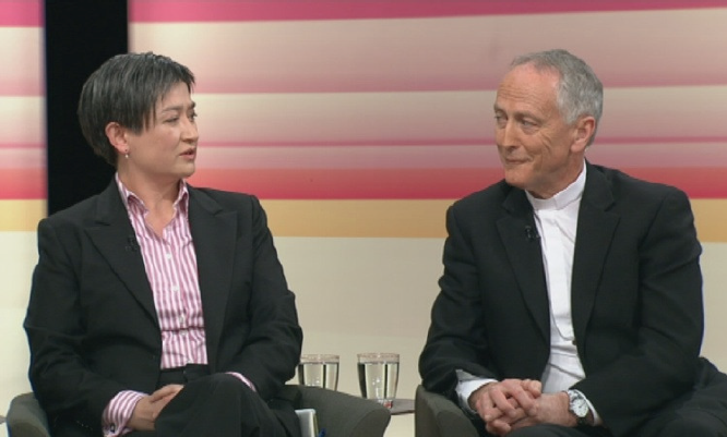 Penny Wong on Insight: Like A Virgin