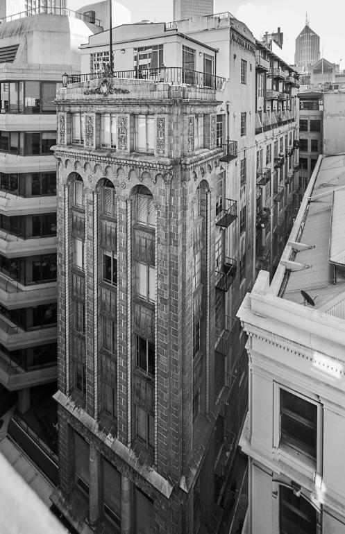 Postcode 3000 - Majorca Building