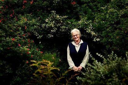 Holocaust Survivor Halina Wagowska Weighs In on Asylum Seeker Policy