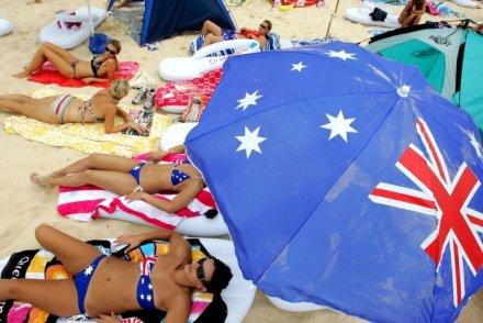 Kiwis in Australia