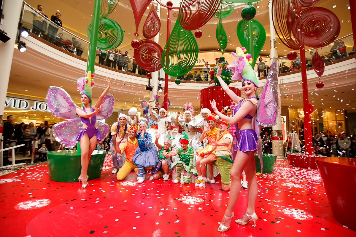 Chadstone's Magical World of Christmas