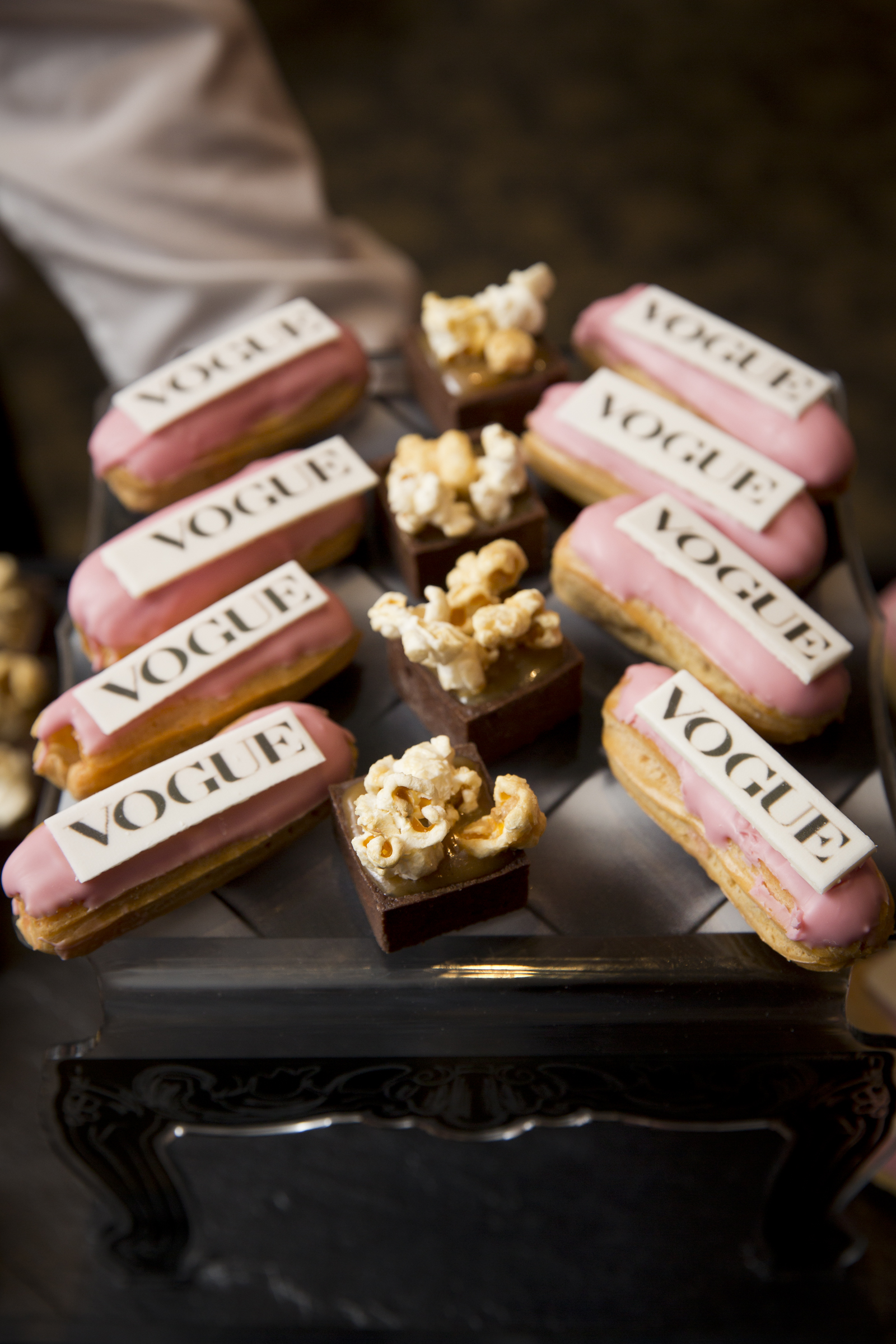 Delicious treats from The Langham, Melbourne