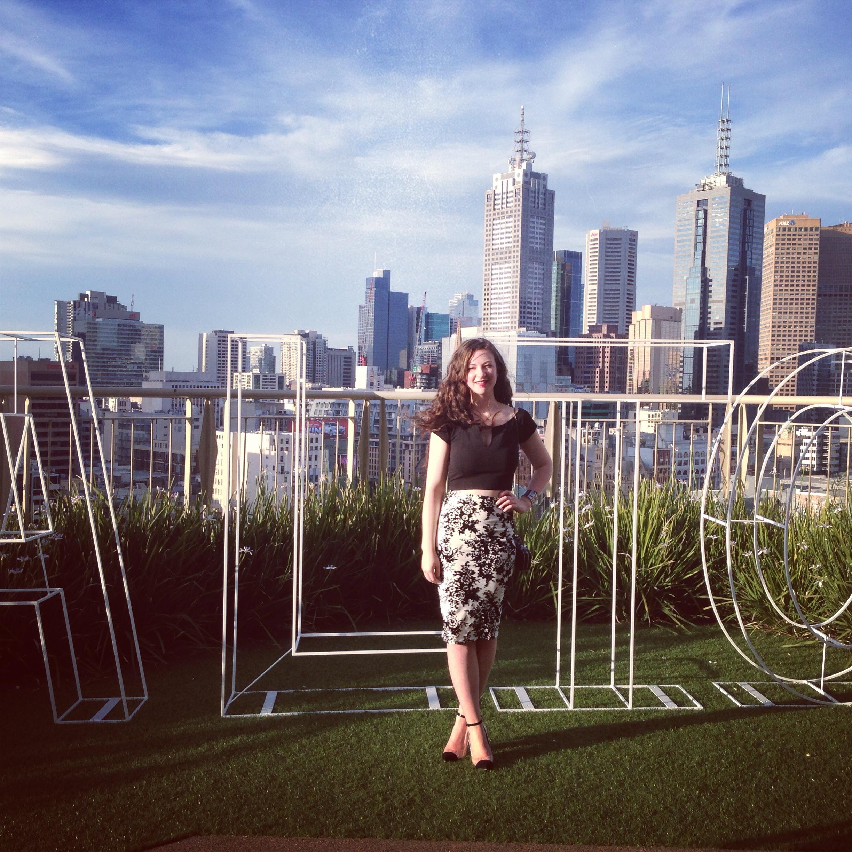 Brittany Stewart, Onya Magazine Fashion Editor