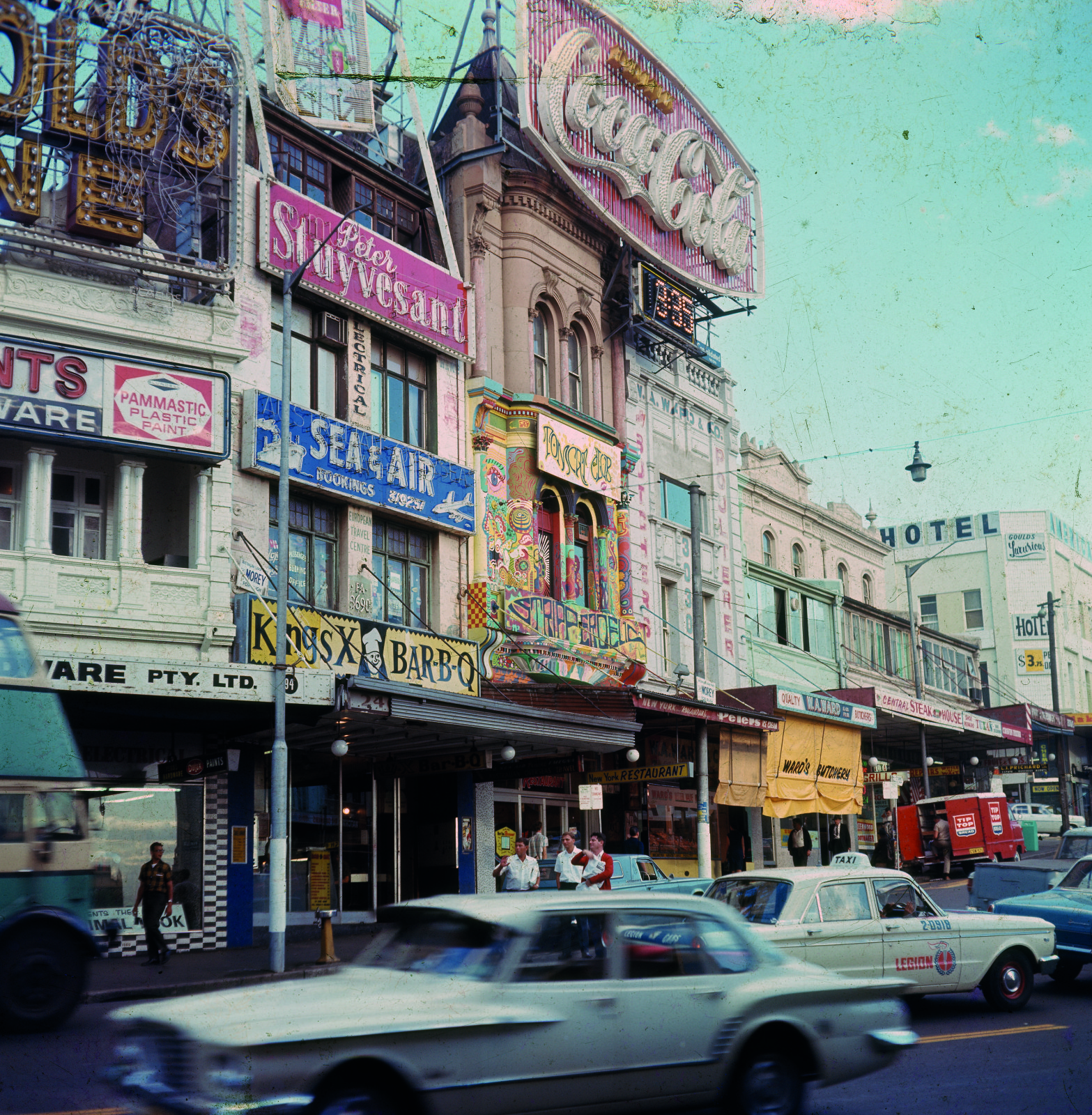 Those Were The Days, Australia in the Sixties