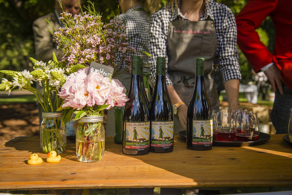 Reid Cycles, Fowles Winery, Wild Picnic