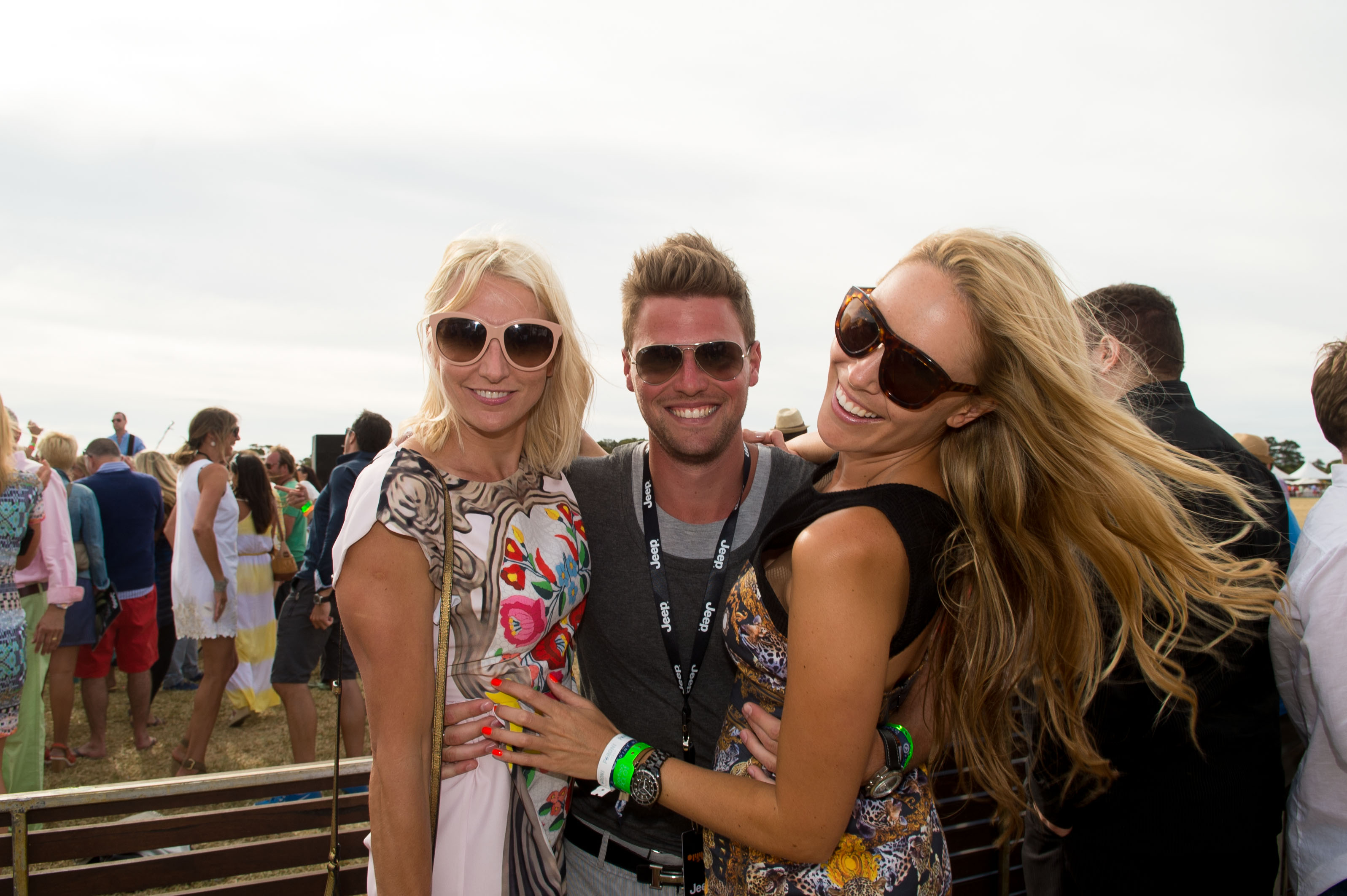 2014 Jeep Portsea Polo - How Not To Embarrass Yourself - What To Wear