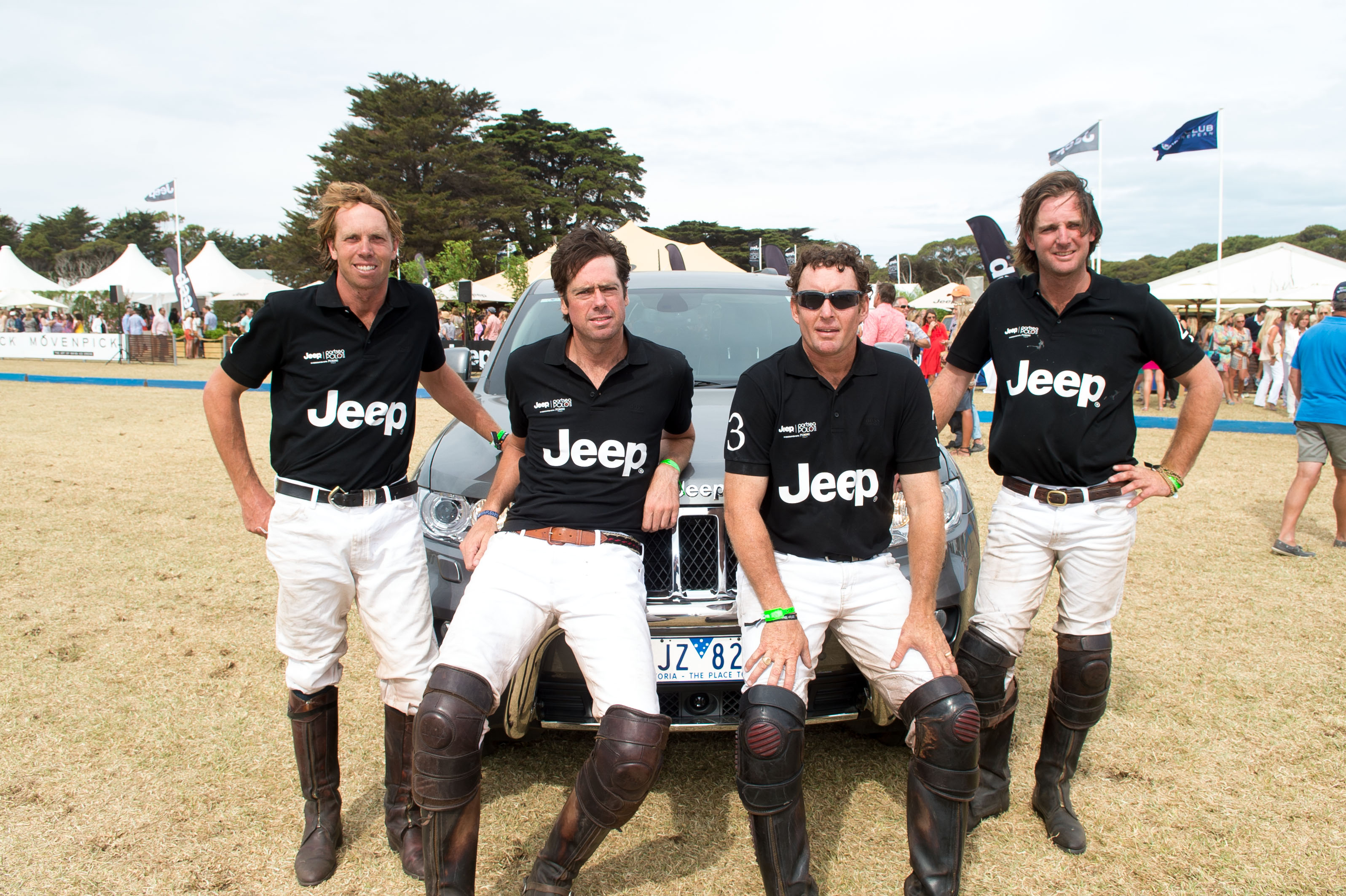 2014 JEEP PORTSEA POLO: HOW NOT TO EMBARRASS YOURSELF PT 1 - THE RULES OF THE GAME