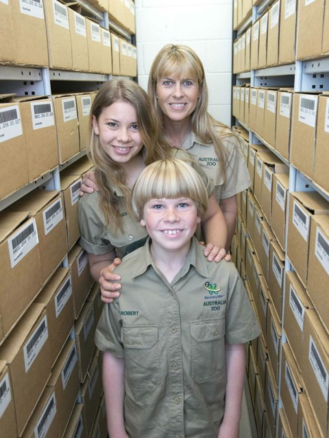Eskitis Institute - Irwins. How the Steve Irwin nature reserve could cure cancer.