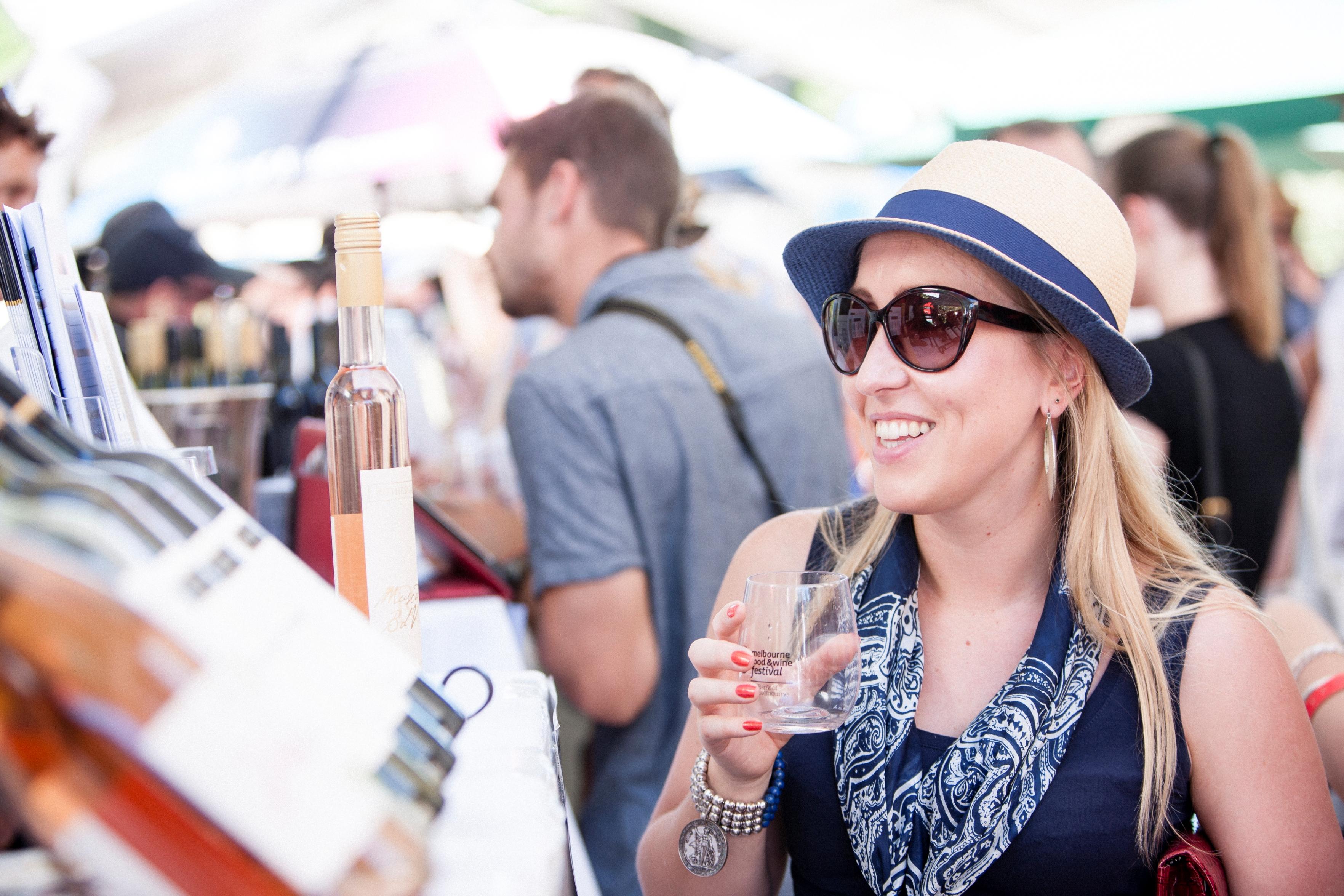 Melbourne Food & Wine Festival 2014. Image credit: Daniel Mahon