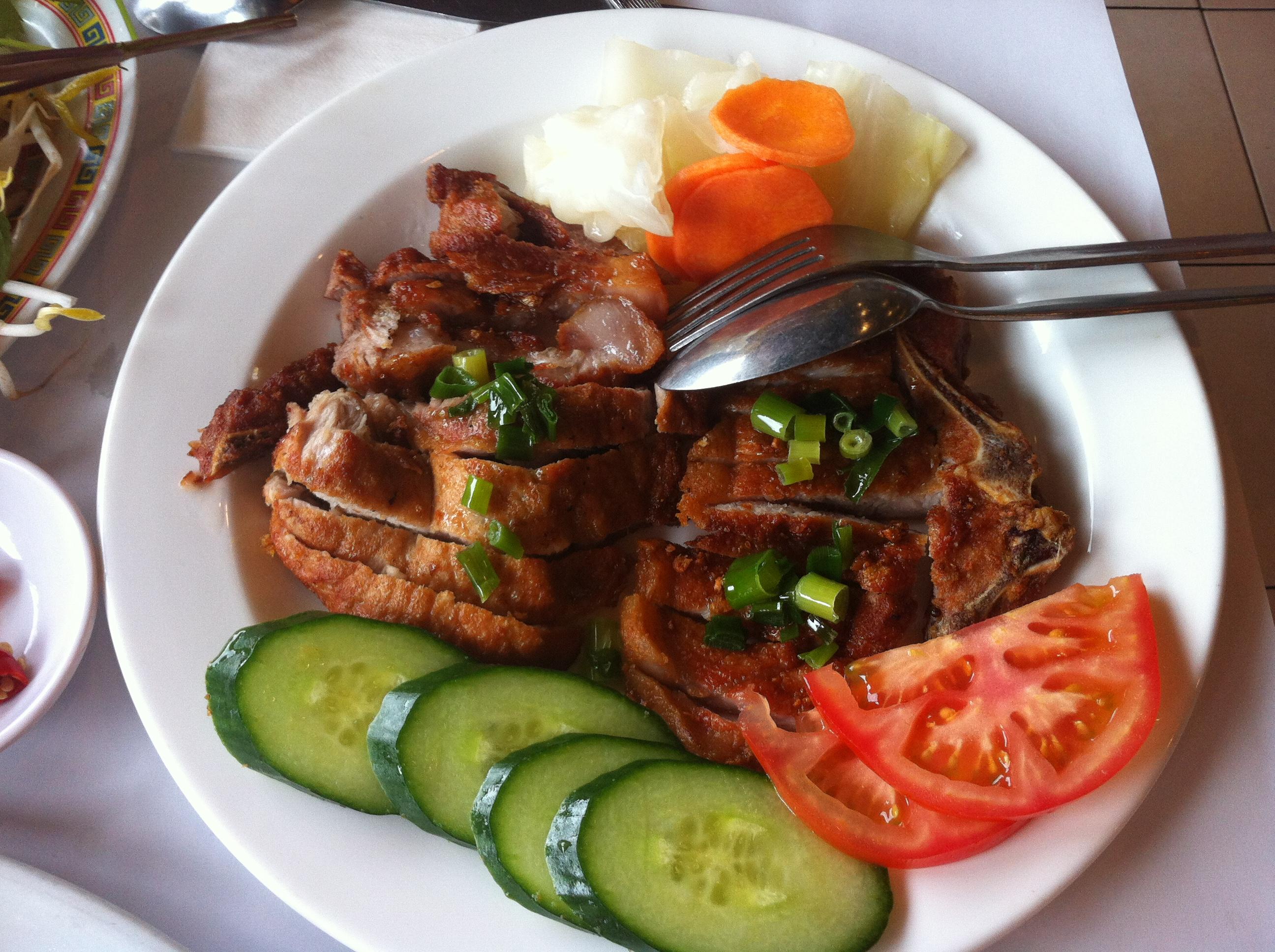 Deep Fried Pork