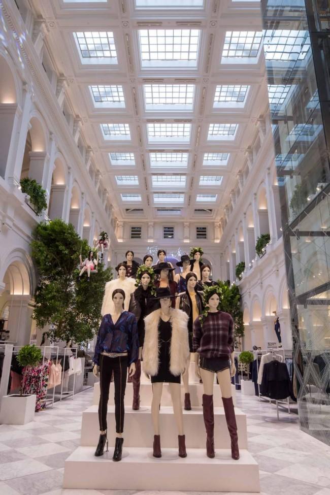H&M Australia Opens
