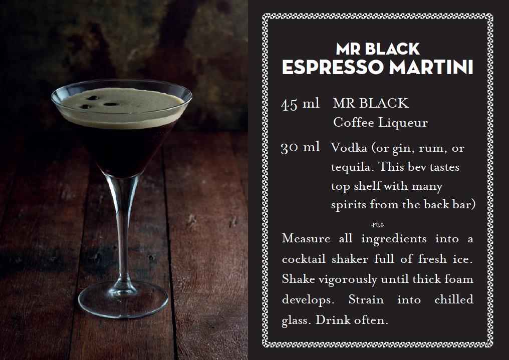 Australian Distillier Mr Black Launches The World S Best Coffee Liqueur Onya Magazineonya Magazine