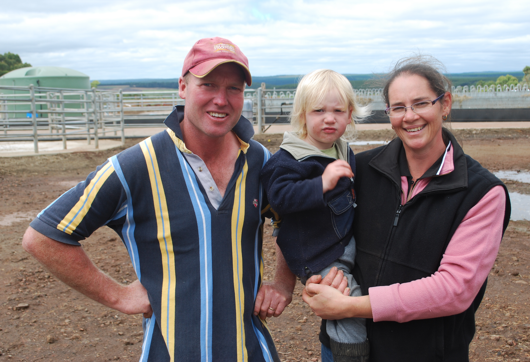 Dairy farm wins the green way