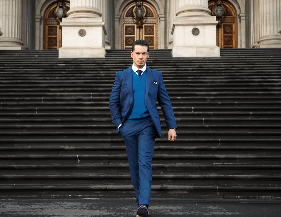 Melbourne Men Dress The Best in Australia