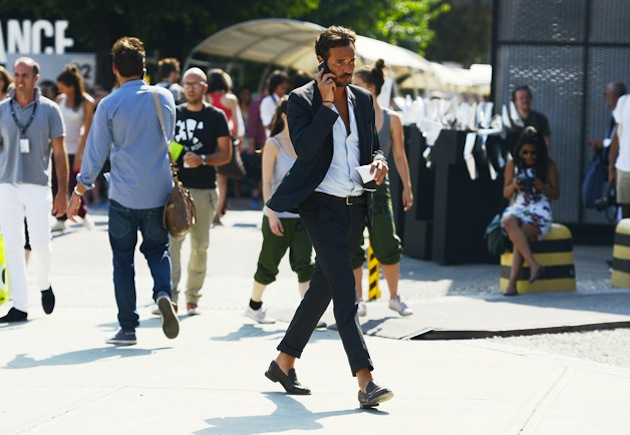 Melbourne Men Are The Best Dressed
