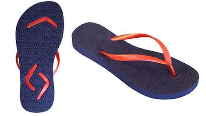 Aussie Thong Under International Spotlight - Willi Footwear