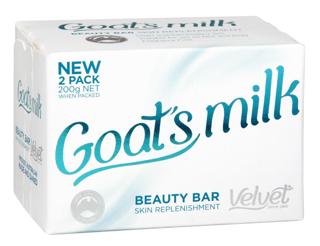 Velvet Soap - Goat's Milk