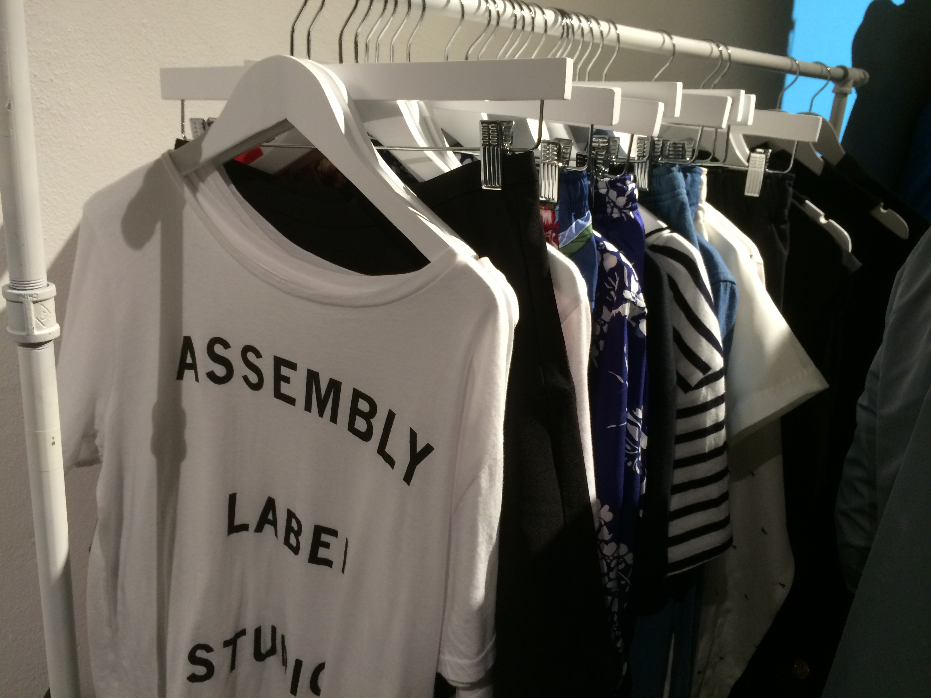 Assembly Label Launch