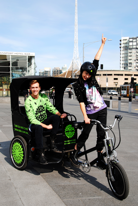 Bike Cabs for Melbourne