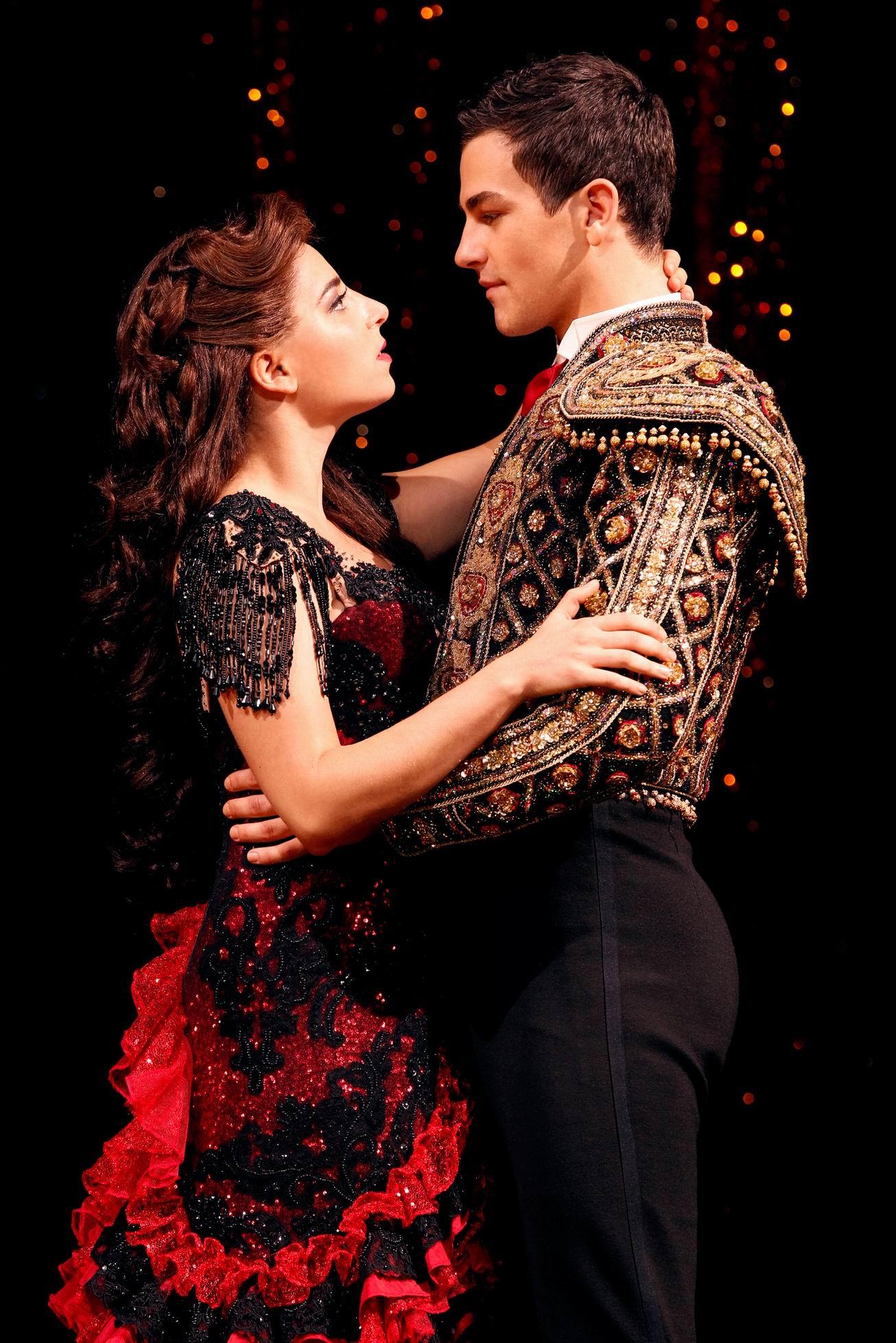 Phoebe Panaretos - Strictly Ballroom The Musical