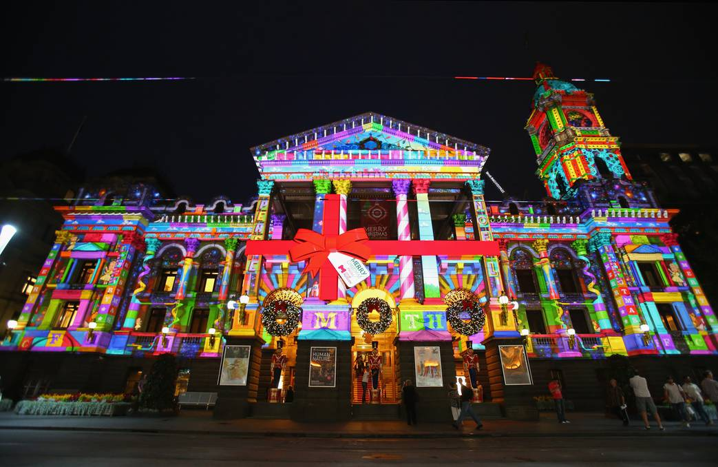 Celebrate Christmas In Melbourne With Free Family Festive Fun