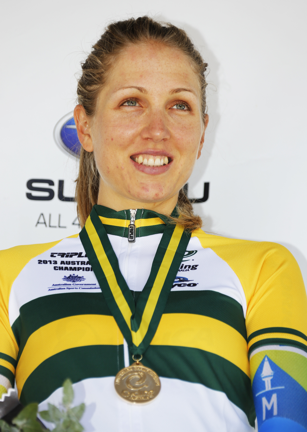 Shara Gillow, Gold, Womens Time Trial