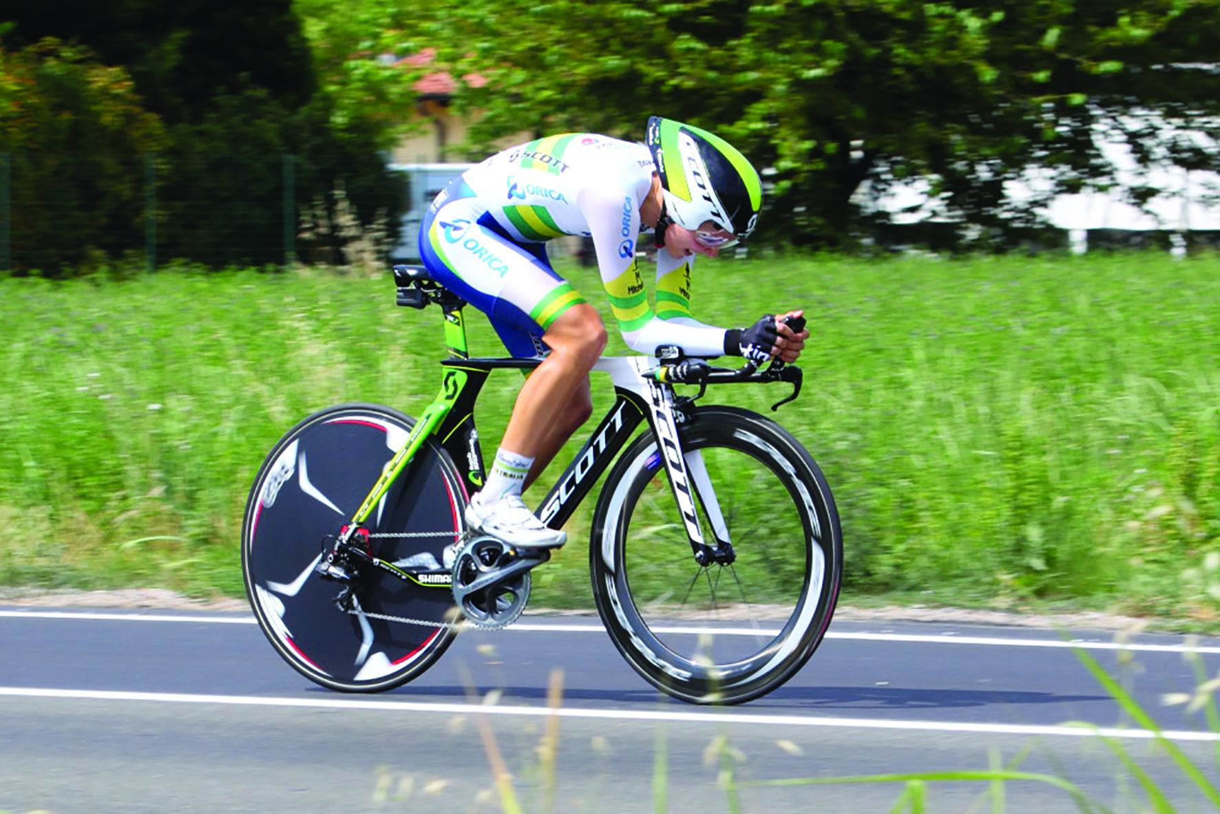24' Giro Femminile - Giro Rosa, 2013 - Stage 8, Cremona (CR) (individual time trial), 16.0 km, Shara Gillow