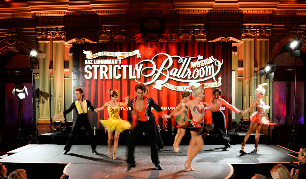 Strictly Ballroom: The Musical