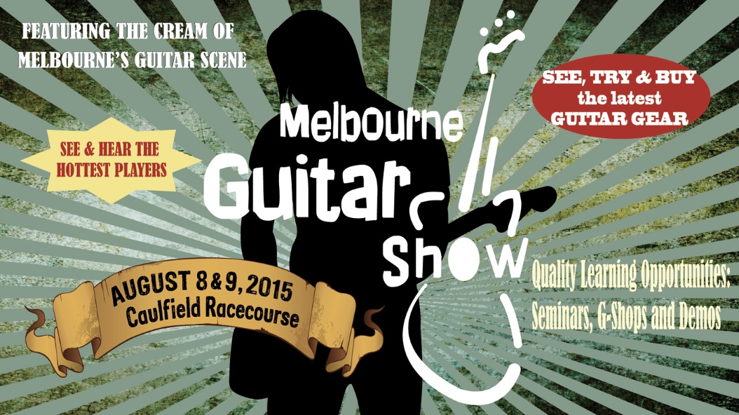 Melbourne Guitar Show low res