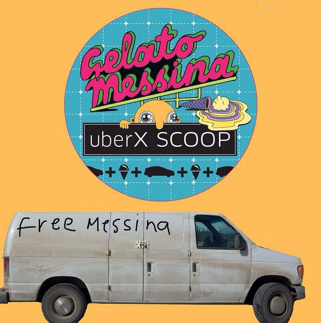Gelato Messina #UberIceCream