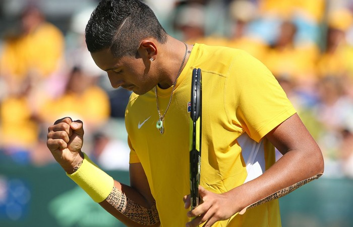 """""""Why Nick Kyrgios cannot represent Australia in Davis Cup again"""" and why I completely disagree."""