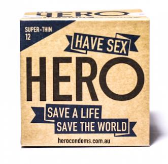 HERO Condoms