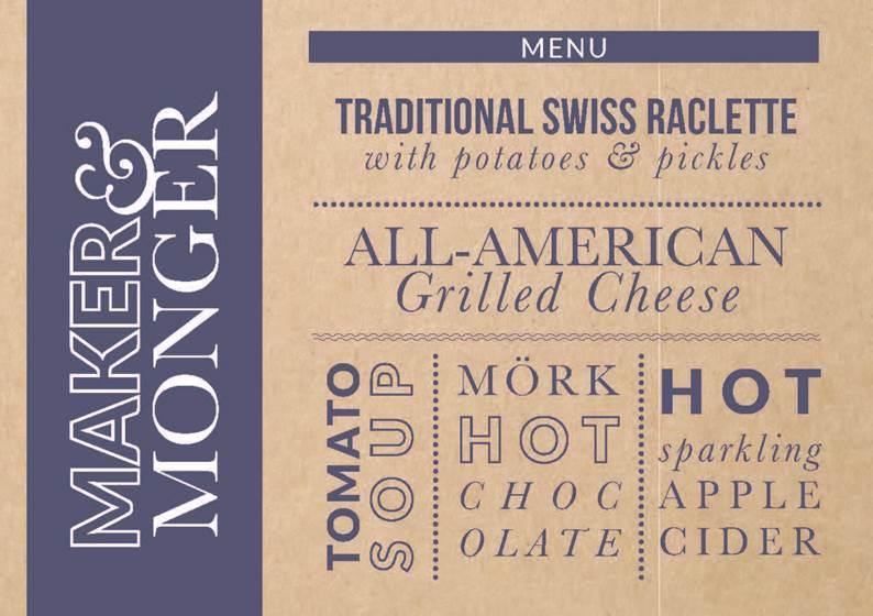 Maker & Monger Cheesemongers, Prahran Market