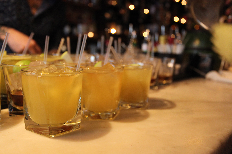 Name This Cocktail at Rum Diary Bar