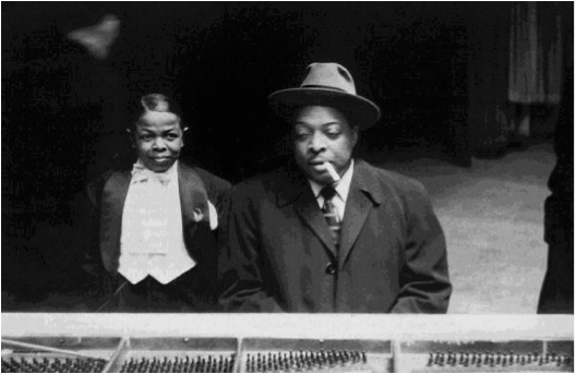 Peewee Marquette & Count Basie copy