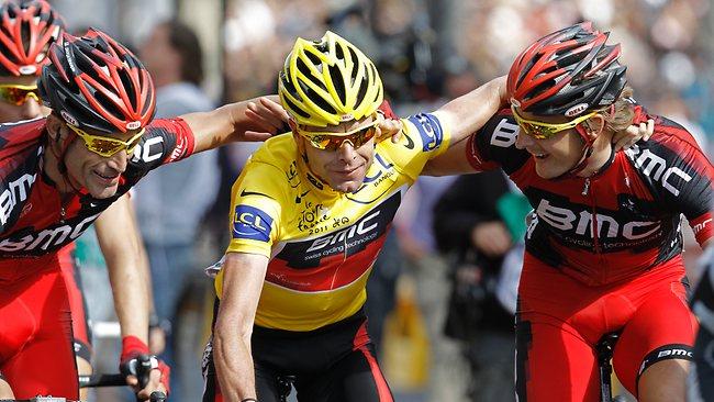 Cadel Evens - Tour de France
