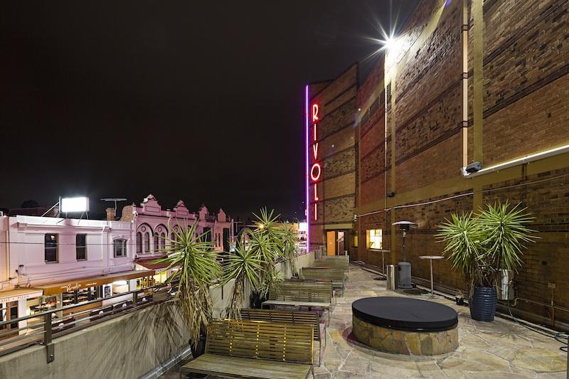 Rivoli Cinema Rooftop