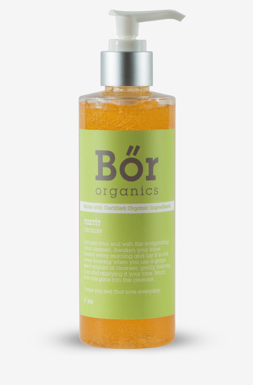 Bor Organics Cleanser