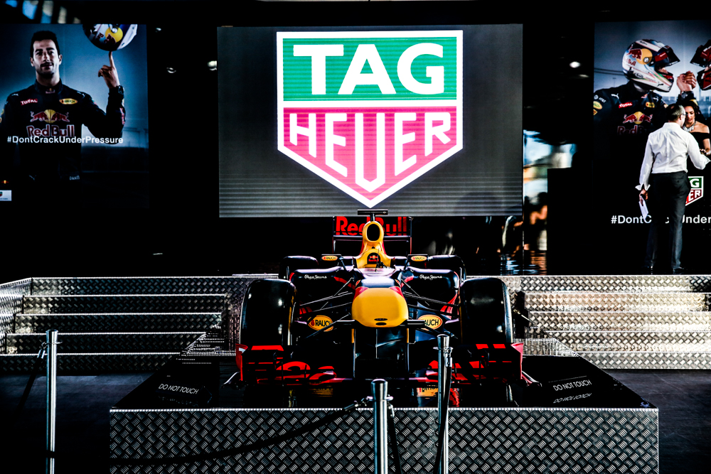 TAG Heuer Grand Prix Party - Melbourne