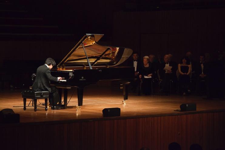 Sydney International Piano Concert