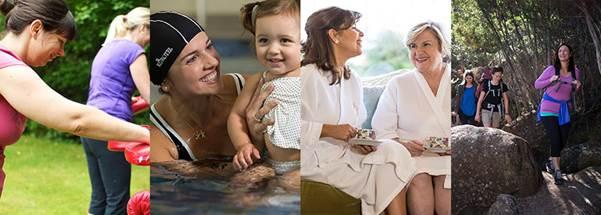 5 Fabulous Wellness Breaks for the Super-Mums