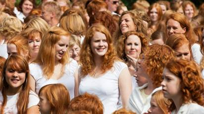 Australia's First Ginger Pride Rally