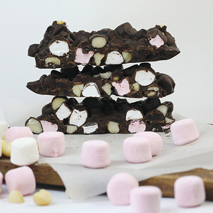Rocky Road Recipe - Well Naturally